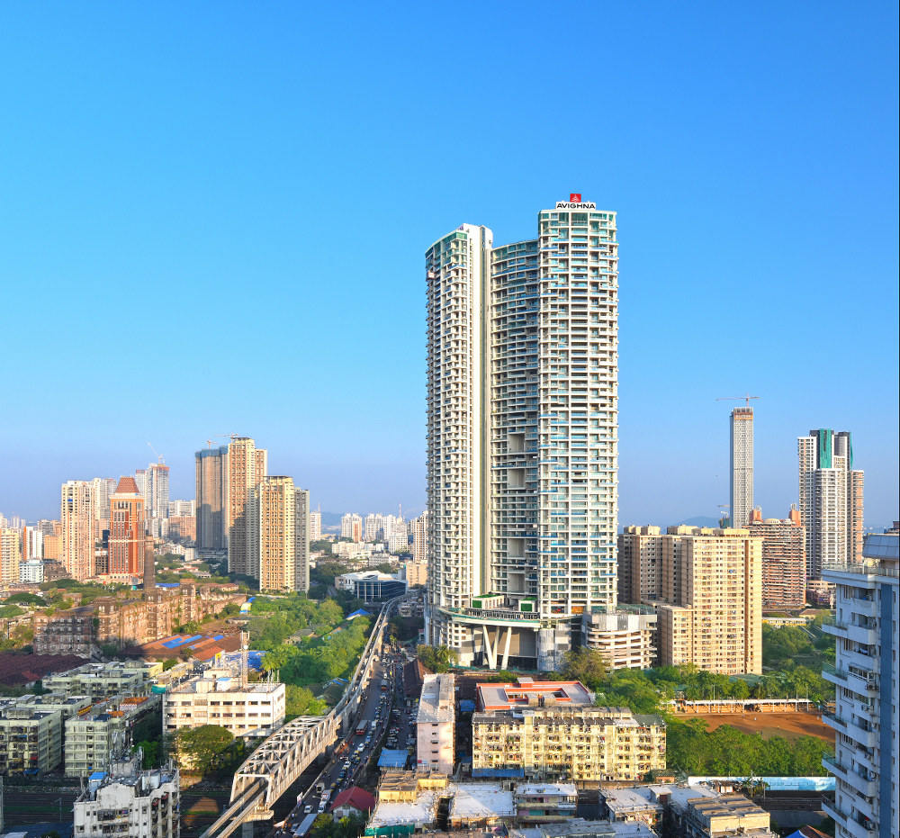 5 BHK Luxury Flats in Lower Parel