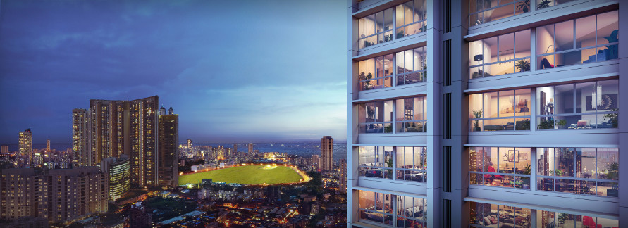 4 BHK Apartments in Lower Parel