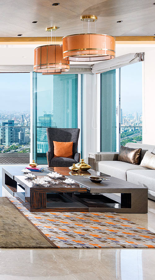 Duplex 4 BHK Flats in Lower Parel